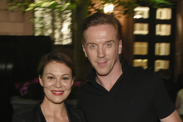 Damian Lewis The Cinema Society With FIJI Water and Metropolitan Capital Bank Host a Screening of Sony Pictures Classics' 'Irrational Man'
