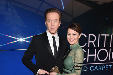 Damian Lewis The 21st Annual Critics' Choice Awards - Red Carpet