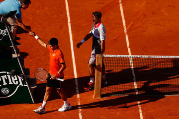 Damien Dumusois 2015 French Open - Day Fifteen