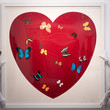 Damien Hirst Preparations Take Place At Christie's Ahead Of Online Sales - Photocall