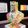Damien Hirst Sotheby's Press Call for Lorna And Frank Dunphy Collection