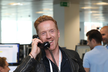 Damien Lewis GFI Charity Day 2017