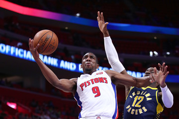 Damien Wilkins Indiana Pacers v Detroit Pistons