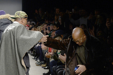 Damon Dash Mark McNairy New Amsterdam Presentation