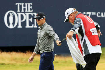 Damon Green 147th Open Championship - Round Two