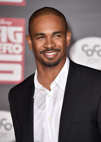 Damon wayans jr pictures premiere of disney 39 s big hero for Damon wayans jr