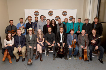 Dan Auerbach Country Music Hall Of Fame And Museum Hosts Star-Studded Tribute Concert To Ralph And Carter Stanley