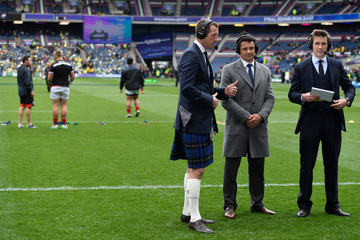 Dan Carter ASM Clermont Auvergne v Saracens - European Rugby Champions Cup Final