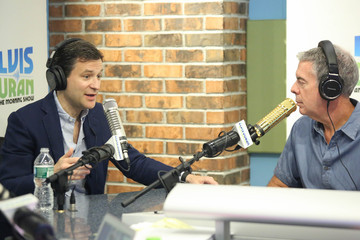 Dan Harris Dan Harris Visits 'The Elvis Duran Z100 Morning Show'