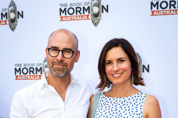 Dan Lee 'The Book of Mormon' Opening Night - Arrivals