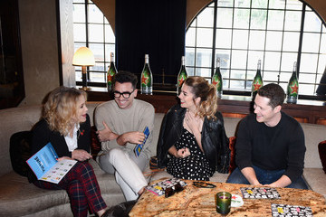Dan Levy Annie Murphy Vulture Festival Presented by AT&T - Heineken Green Room - DAY 1