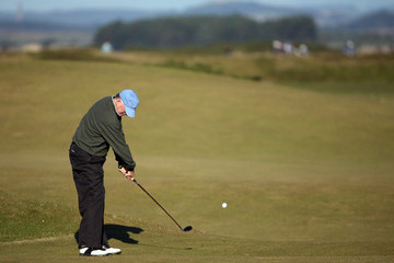 Dan Quayle Alfred Dunhill Links Championship - Day One