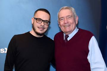 Dan Rather Celebrities Visit SiriusXM - March 13, 2018