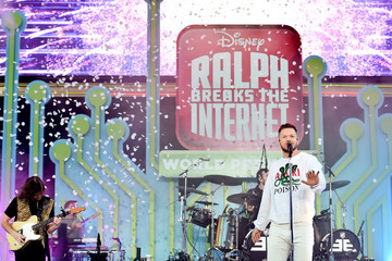 Dan Reynolds 'Ralph Breaks The Internet' World Premiere