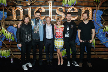 Dan Smith Will Farquarson Nielsen Hosts Pre-GRAMMY Celebration Connecting Media Brands And Entertainment