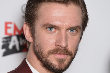 Dan Stevens Three Empire Awards - Winners Room