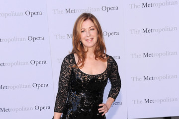 Dana Delany Arrivals at 'Eugene Onegin' in NYC