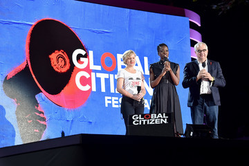 Danai Gurira 2018 Global Citizen Festival: Be The Generation - Show