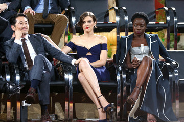 "Danai Gurira AMC presents ""Talking Dead Live"" for the premiere of ""The Walking Dead"""