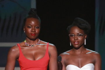 Danai Gurira Lupita Nyong'o 26th Annual Screen Actors Guild Awards - Show