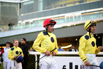 Dane O' Neill Racing at Meydan