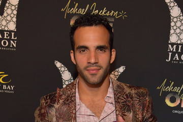 Danell Leyva Michael Jackson Diamond Birthday Celebration