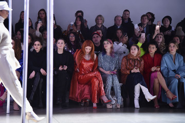 Dani Thorne Sally LaPointe - Front Row - February 2019 - New York Fashion Week: The Shows