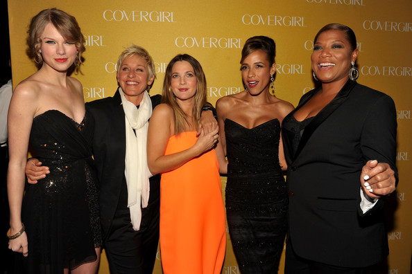 COVERGIRL Celebrates Their 50th Anniversary - Red Carpet