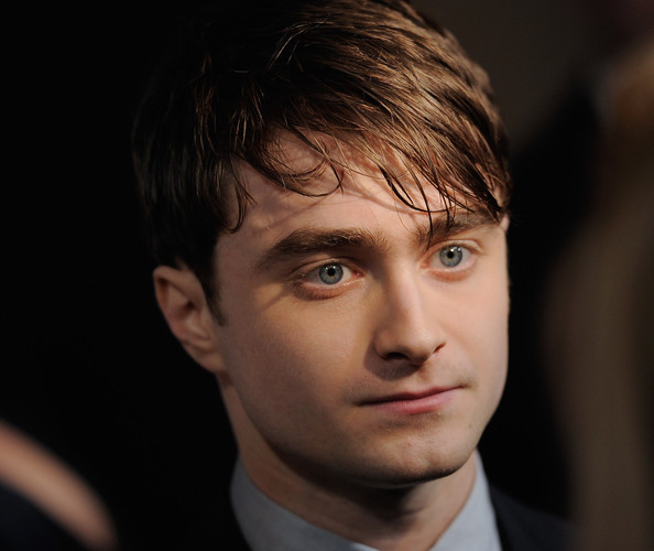 daniel radcliffe webby awards. Daniel Radcliffe - 12th Annual Broadway.com Audience Choice Awards