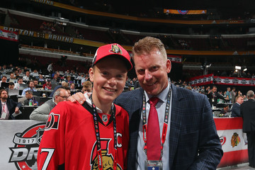 Daniel Alfredsson 2017 NHL Draft - Rounds 2-7