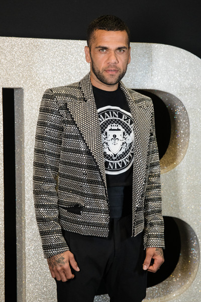 Olivier Rousteing At The Balmain Party In Sao Paulo