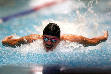 Daniel Bell New Zealand Swimming Championships