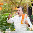 Daniel Boulud Food Network & Cooking Channel New York City Wine & Food Festival presented by Capital One - Lunch with Daniel Boulud