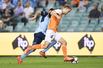 Daniel Bowles A-League Rd 23 - Sydney vs. Brisbane