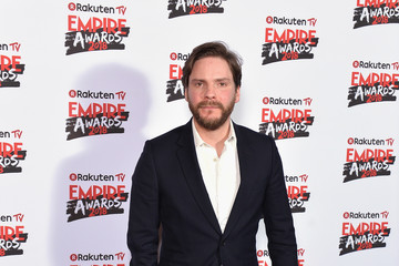 Daniel Bruhl Rakuten TV EMPIRE Awards 2018 - Winners Room