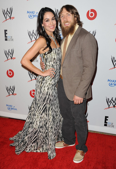 Arrivals at WWE's 'Superstars for Hope' Event