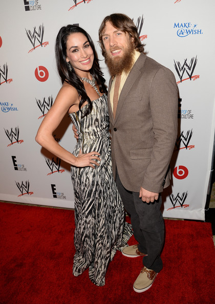 Daniel Bryan Pictures - Arrivals at WWE's 'Superstars for ...