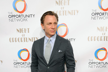 Daniel Craig The Opportunity Networks Night of Opportunity