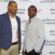 """Daniel J. Watts """"Mothers And Sons"""" Special Performance Benefiting The Actors Fund - Arrivals And Curtain Call"""