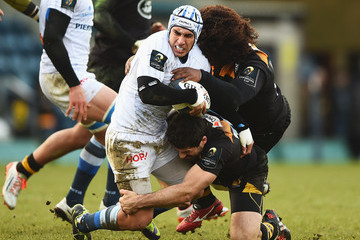 Daniel Kirkpatrick Wasps v Castres Olympique - European Rugby Champions Cup
