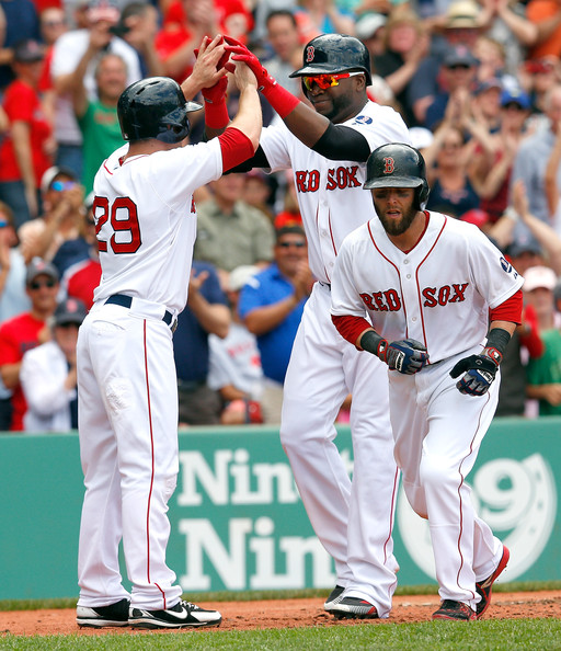 Los Angeles Angels of Anaheim v Boston Red Sox []
