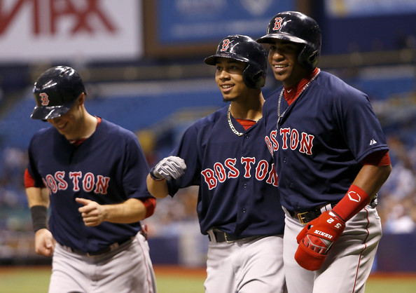Boston Red Sox v Tampa Bay Rays []