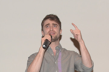 Daniel Radcliffe Inside IvyConnect's Ivy Innovator Film Awards
