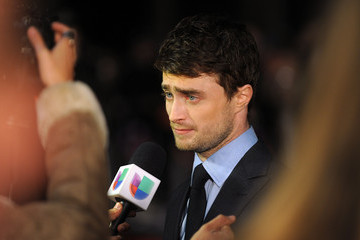 Daniel Radcliffe 'Kill Your Darlings' Screening in London
