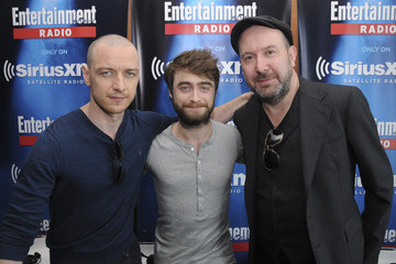 Daniel Radcliffe SiriusXM's Entertainment Weekly Radio Channel Broadcasts from Comic-Con 2015