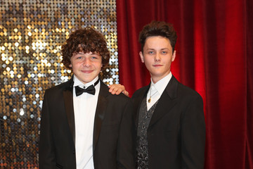 Daniel Roche Arrivals at the British Soap Awards — Part 4