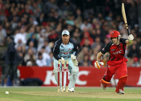 Twenty20 Big Bash Final - Redbacks v Blues