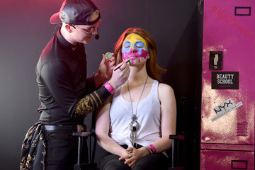 Daniel Smith NYX Professional Makeup - Face Awards 2017 Expo