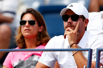 Daniel Vallverdu US Open Tennis: Day 8