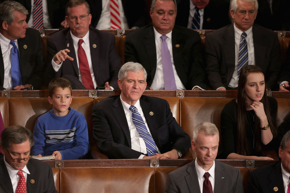 Lawmakers Convene for Opening of the 114th Congress []
